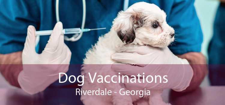 Dog Vaccinations Riverdale - Georgia