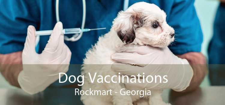 Dog Vaccinations Rockmart - Georgia