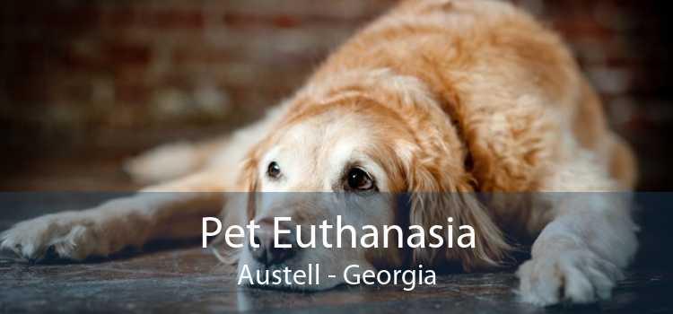 Pet Euthanasia Austell - Georgia