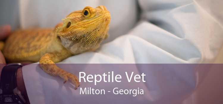 Reptile Vet Milton - Georgia