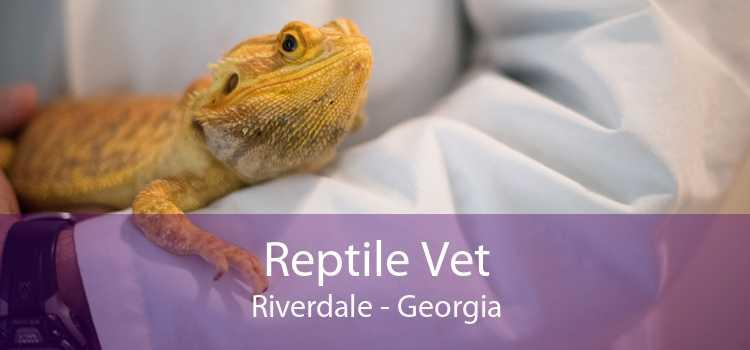 Reptile Vet Riverdale - Georgia